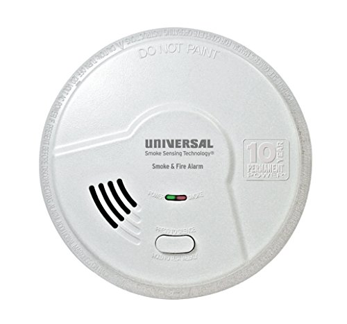 Universal Security Instruments MI3050SB 2-in-1 Smoke and Fire Smart Alarm with 10 Year Sealed Battery by Universal Security Instruments (Image #1)