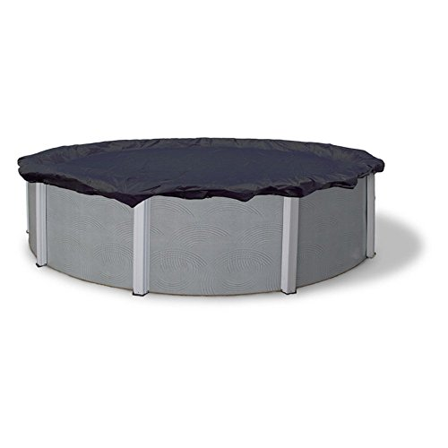 Blue Wave Bronze 8-Year 12-ft Round Above Ground Pool Winter Cover by Blue Wave