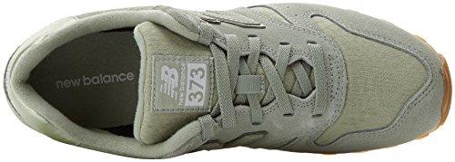 New Balance 373 01, Sneaker Donna Verde (Mint 331)