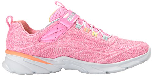 Course De Fille Chaussures Rose Skechers Swirly qwI7qt