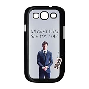 50 Shades of Grey Use Your Own Image Phone Case for Samsung Galaxy S3 I9300,customized case cover ygtg-836641
