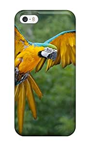 [gSWpCJn507voCZx] - New Flying Macaw Protective Iphone 5/5s Classic Hardshell Case
