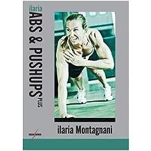 ABS & PUSHUPS PLUS DVD with Ilaria Montagnani