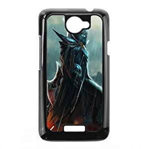 Dota2 PHANTOM ASSASSIN HTC One X Cell Phone Case Black VBS_3642362