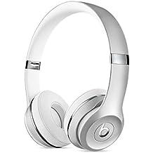 Auriculares cobertores de oreja inalámbricos Beats Solo3 On-Ear Headphones M Plateado