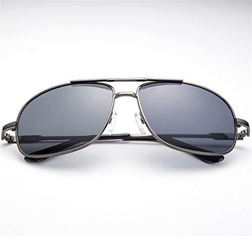 Sub De Níquel Polarizadas ZYZHjy arma Hombres Sol Gafas Brillante A0qn6Hw