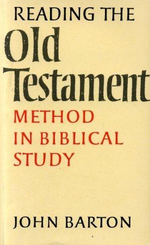barton reading the old testament - 4