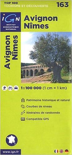 En ligne téléchargement Top100163 Avignon/Nimes 1/100.000 epub, pdf