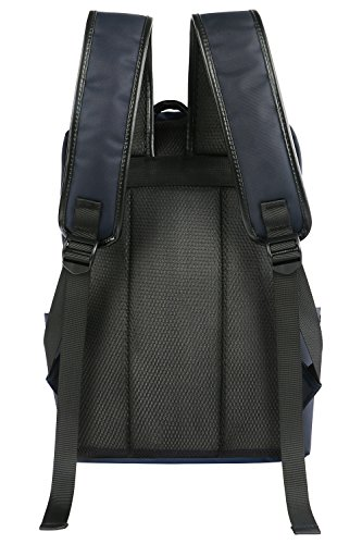 Oflamn Slim Business Laptop Backpack Water Resistant Travel Bag for 14-Inches  Laptops (Blue a26a4f21e26f8