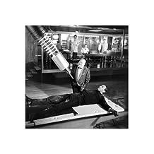 James Bond - Lazer - 16 x 16 Poster