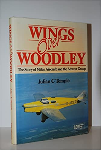 The Story Of Miles Aircraft And Adwest Group Selling Well All Over The World Transportation Collectables Publications Wings Over Woodley