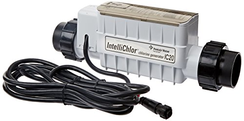 Pentair Salt Generators (Pentair 520911 IntelliChlor IC20 Salt Chlorine Generator Cell (Canadian Version))