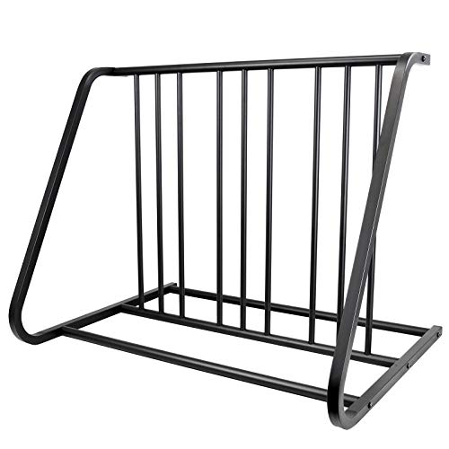 Cyclingdeal parking rack for 6-bicycles