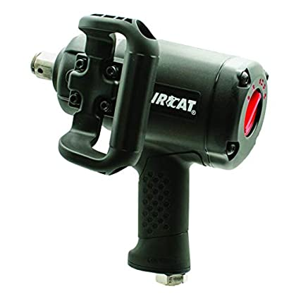 Image of Home Improvements AIRCAT 1870-P 1' Composite Impact Wrench, Medium, Black