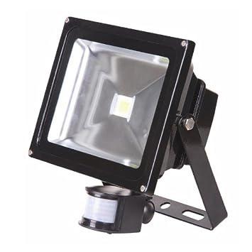 De bajo consumo 30 W, sensor de movimiento LED de seguridad foco, (300
