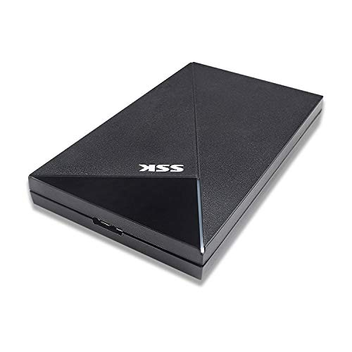 CAOMING SSK 088 SATA 2.5 Inch USB 3.0 Interface ABS HDD Enclosure by CAOMING