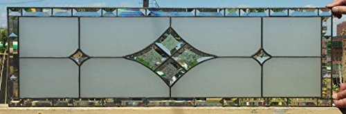 Stained glass Side Panels -