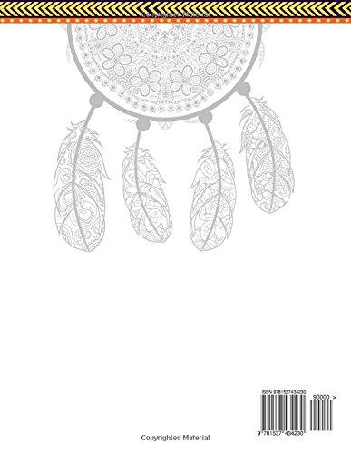 Dream Catcher Volume 3 Flower Mandalas Stress Relief Coloring Book Dreamcatcher Books For Adults DreamTeam