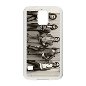 Samsung Galaxy S5 Cell Phone Case Covers White Lucifer's Friend UD1384264