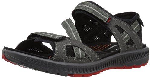 3S Mens Shadow Terra Shadow ECCO Sandal Dark Athletic Dark 3S ECCO Sandal Mens ECCO Terra Athletic qxBWPw4A