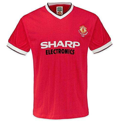 Man Utd Fa Cup - 1