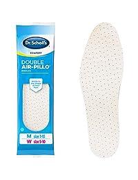 Dr. Scholl's Comfort Double Air-Pillo Insoles, 1 Pair, Men Size 7-13, Women Size 5-10
