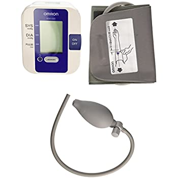 Omron HEM-432C Manual Inflation Blood Pressure Monitor