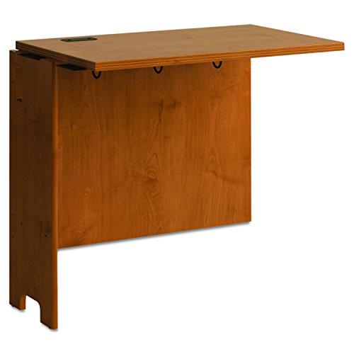 Return Desk Modular Office - BBF Envoy - 32W Desk Return in Natural Cherry Finish