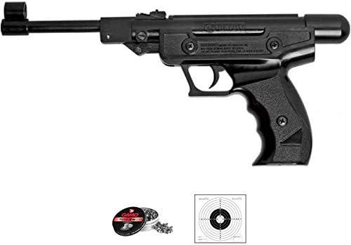 BLOW H-01 (Muelle | Pack Pistola de balines (perdigones Bolas de Acero BB's). Arma de Aire comprimido Muelle Calibre 4,5mm <3,5J