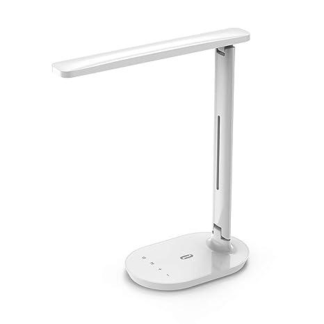 Lámpara de Escritorio LED TaoTronics, lámpara de Mesa, lámpara ...