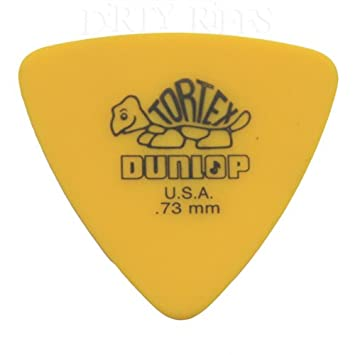1.14mm In A Handy Pick Tin 12 x Dunlop Ultex Triangle Guitar Picks Plectrums