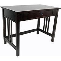 Alaterre Artisan Desk, Espresso
