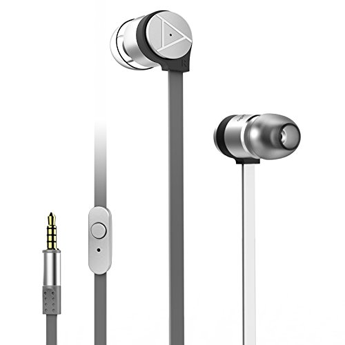 Noise-canceling In-Ear Headset with Microphone by Zcc