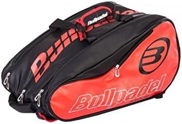 Bull padel PALETERO BULLPADEL BPP-18003 NEGRO ROJO: Amazon.es: Deportes y aire libre