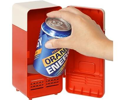 Mini Kühlschrank Usb Anschluss : Greatgadgets usb minikühlschrank amazon computer zubehör