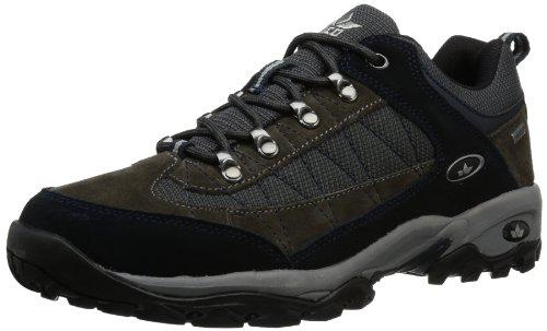 Lico Santana - Zapatos de senderismo de cuero hombre azul - Blau (marine/grau)
