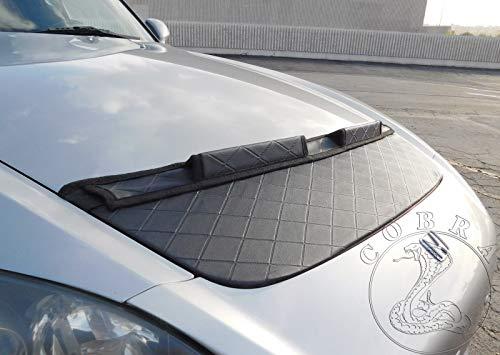 Cobra Auto Accessories Car Hood Bra Diamond Fits Honda S2000 99 00 01 02 03 04 05 06 07 08 09 AP1 AP2