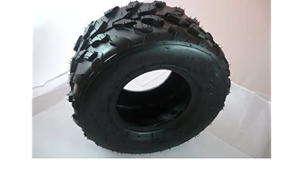 HMParts Tractor cortacesped/cortacéspedes Ruedas 16 x 8.00-7 ...