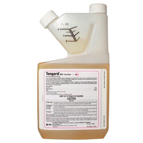 United Phosphorus Inc Tengard SFR One-Shot Liquid Termiticide Insecticide (Best Insecticide For Termites)