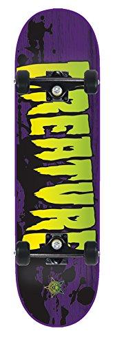 ビッグ割引 Creature(クリエーチャー)Deck Stained SM Complete (8.0x31.6) (8.0x31.6) SM B00BZLHR2C wood purple B00BZLHR2C, ホギ:98de5acc --- a0267596.xsph.ru