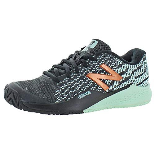 New Balance Women's 996v3 Hard Court Tennis Shoe, Seafoam Green, 9.5 D US