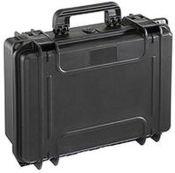 Caja estanca 464X366X176 espuma negra de almacenamiento: Amazon.es: Bricolaje y herramientas