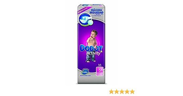 Dodot - Pañales Dodot Activity T5 44 uds: Amazon.es: Salud y cuidado personal
