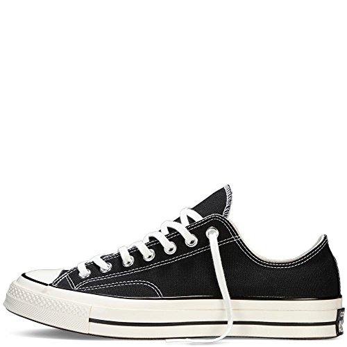 Ctas Canvas adulti nero per Scarpe nere da 001 miste Taylor Converse ginnastica Chuck 70 7tIvvq