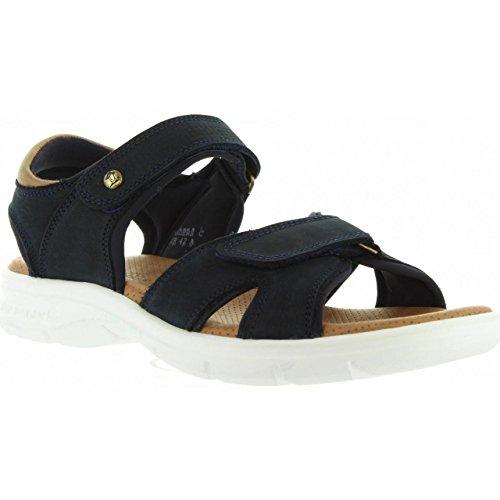 Sandales pour Homme PANAMA JACK SANDERS NAVY C1 NOBUCK MARINO