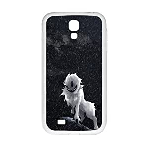 Mountain Wolf New Style High Quality Comstom Protective case cover For Samsung Galaxy S4
