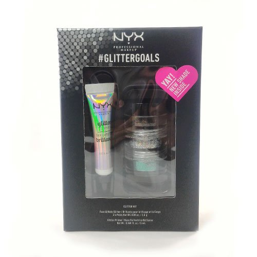 - NYX PROFESSIONAL MAKEUP Glitter Goals Kit No. 1