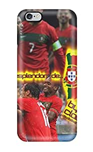 Hot Fashion HVyWepX2540QAIBU Design Case Cover For Iphone 6 Plus Protective Case (portugal Portuguese Nani Cristiano Ronaldo Country Countries Worlds Worldmap European Asia People Sports)