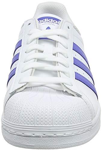 Lilac ftwr Ginnastica Ftwr Superstar Uomo ftwr Da White Bianco Adidas Scarpe White White real wSqxzBqg