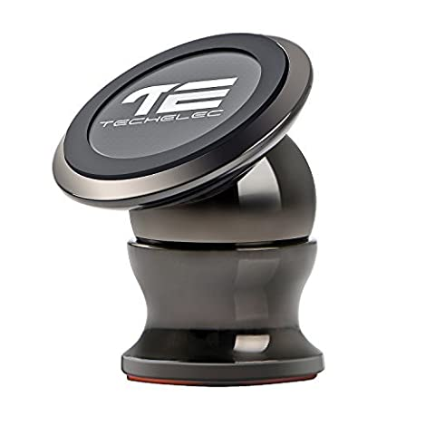 TechElec Magnetic Car Mount Holder universal for iPhone7 Plus, Samsung
